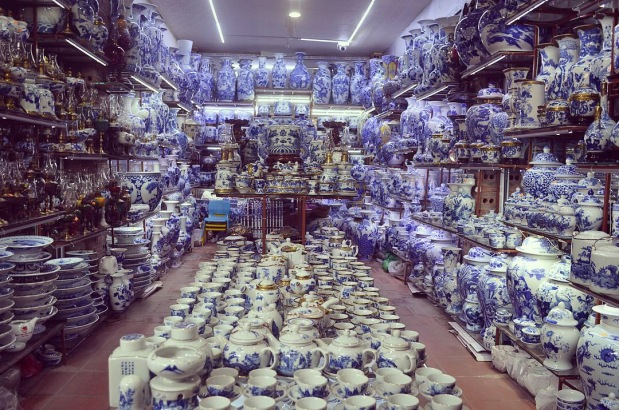 Ceramic Village Of Hanoi – Bat Trang