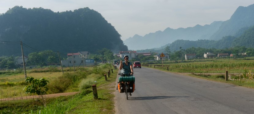 Starting the Ho Chi Minh Trail